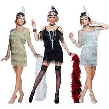 Ebay Halloween Costume Halloween Costumes Flapper Costume Womens Roaring 20s