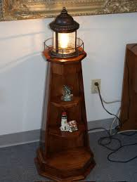 how to build a garden lighthouse out of pallets lighthouse