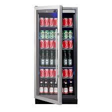 cheap glass door bar fridge built in u0026 under counter beverage refrigerator under bench beer