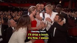 Titty Memes - drop a boob decoding the hilarious moments before ellen s record