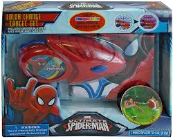 amazon marvel spiderman water gun inflatable color