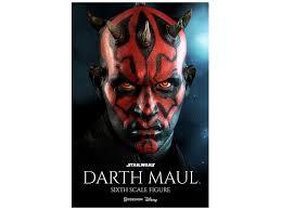 Darth Maul Halloween Costume 1 6 Star Wars Fully Poseable Figure Lords Sith Darth