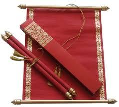 indian wedding scroll invitations scroll invitations scroll wedding invitations scroll wedding cards