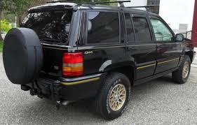 charcoal jeep grand cherokee low mileage zj 9 000 mile jeep grand cherokee