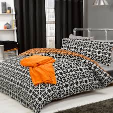 tron printed duvet cover and pillowcase set