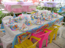interior design simple summer theme party decorations room