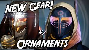 rise of iron new raid gear iron lord trials gear w ornaments