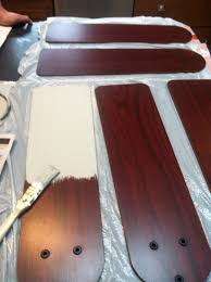 how to paint a ceiling fan fresh redesign you can paint your ceiling fan blades