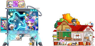 Maplestory Chairs Updated Cash Shop Update For May 31 Maplestory