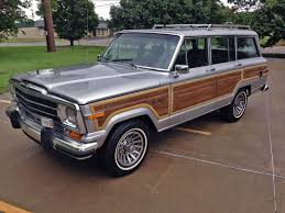 wagoneer jeep 2015 1989 jeep grand wagoneer vintage mudder reviews of classic 4x4s