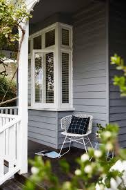 exterior handsome home exterior decoration with white cream