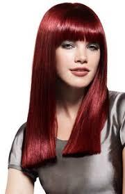 Frisur Lange Glatte Haare Mit Pony by Lange Glatte Rote Haare Frisuren Styles Erdbeerlounge De