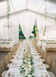beautiful wedding tent ideas brides