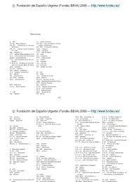 manual de espanol urgente abreviaturas