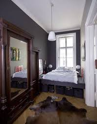 Bed Ideas For Small Rooms The 25 Best Long Narrow Bedroom Ideas On Pinterest Long Narrow