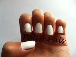 polish pals newspaper nail tutorial