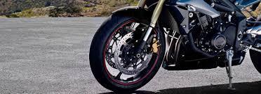 street triple range triumph motorcycles