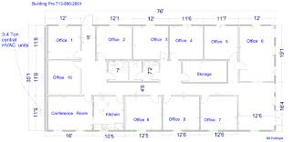 Floor Plans For Commercial Modular Office Buildings Centralized Kitchen Floor Plans