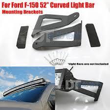Mounting Brackets For Led Light Bar 04 14 Ford F150 52 Inch Curved Led Light Bar Upper Windshield