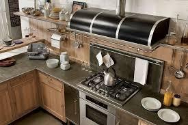 hottes cuisines cuisine contemporaine tradition et modernité avec panamera hotte