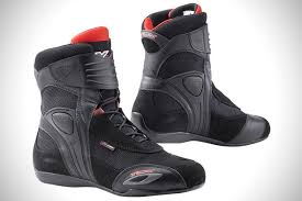 Decorated Walking Boot Riders On The Storm The 6 Best Motorcycle Boots Hiconsumption