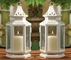 White Lantern Centerpieces by White Lanterns For Weddings Classic Nautical Florida Wedding
