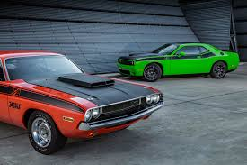 what type of car is a dodge challenger dodge adds bit of hellcat to 2017 dodge charger challenger