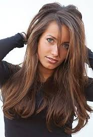 from dark brown to light brown hair warm light brown hair looking at the 2nd picture to the right you