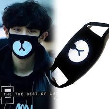 Masker Exo exo mask wish