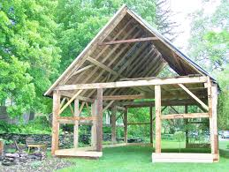 Gambrel Roof Plans by Barn Frames Green Mountain Timber Frames Middletown Springs