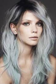how to blend gray hair with lowlights gray hair styles and haircuts highlighting lowlights long