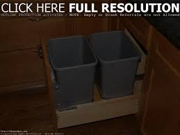 trash can in cabinet ooferto