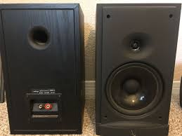 Refurbished Bookshelf Speakers Infinity Bookshelf Speakers Ebay