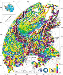 Package Mapping Magnetic Anomaly Map Of The Weddell Sea And The Antarctic