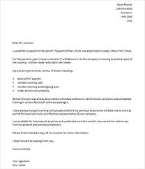 Resume Cover Letter Example General by Generic Cover Letters General Cover Letter General Cover Letter