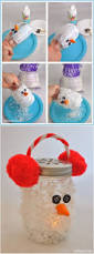 30 diy christmas mason jars crafts
