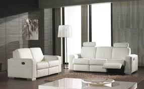 discount canapé canapé cuir discount photo 1 15 deux canapés en cuir blanc pas
