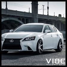 stanced lexus gs400 sc6 slate grey machined 20x8 5 20x10 5x114 3 73 1 35 42et