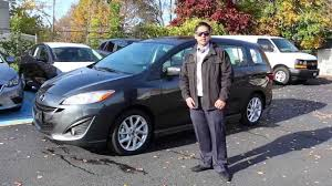 mazda 5 2015 mazda5 gt review youtube