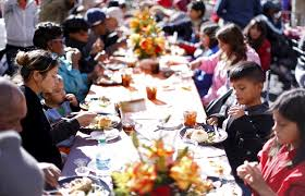feeding the homeless on thanksgiving column the shocking amount of leftover turkey that ends up in