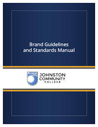 Kyani Business Cards Jcc Brand Guidelines And Standards Manual By Johnston Community