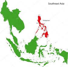 Phillipines Map Philippines Map U2014 Stock Vector Volina 32473877