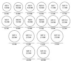 sizing rings online images Printable ring sizing chart online guide zales wedding rings ideas png