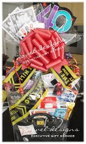 gift baskets las vegas custom las vegas 40th birthday recovery gift basket 40thbirthday