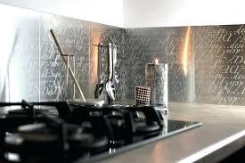 revetement mural cuisine inox revetement mural cuisine credence revetement mural cuisine credence