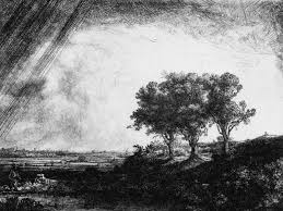 epph rembrandt s the three trees 1643