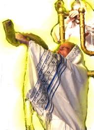 shofar blew scriptural significance of blowing the shofar created by god s