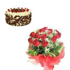 Flowers Same Day Delivery Buy Eggless Cake And Flowers Sameday Delivery Online Best Prices