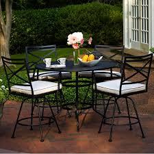 patio outdoor patio furniture sets mesmerizing vintage wrought