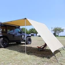 4x4 Awning Tuff Stuff 6 5 U0027 Awning Shade Wall Tuff Stuff 4x4 Winches Off